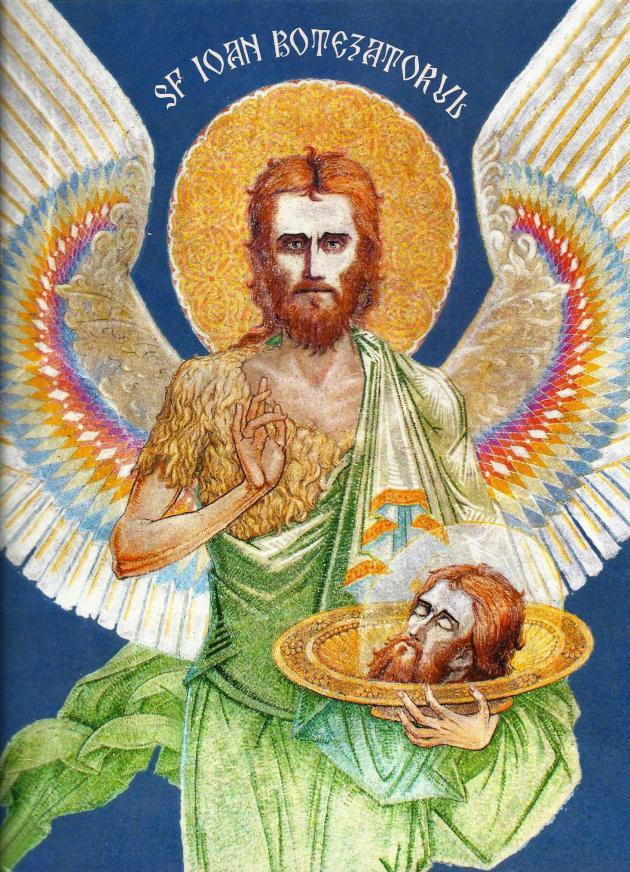 Sf Ioan Botezatorul
