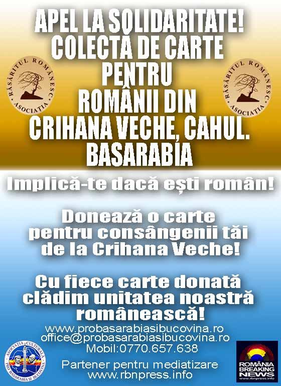 Colecta-de-carte-pentru-Crihana-Veche_Basarabia