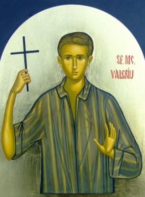 Valeriu Gafencu Mănăstirea-Diaconești2